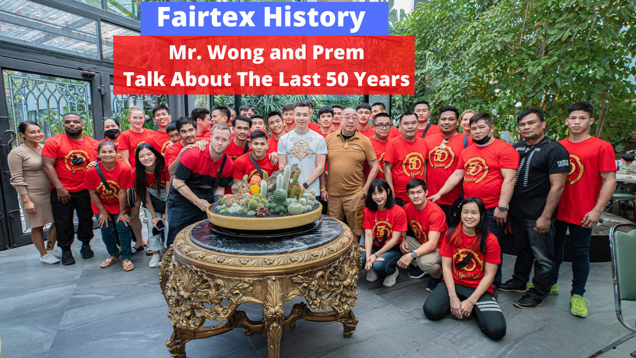 Fairtex History Video
