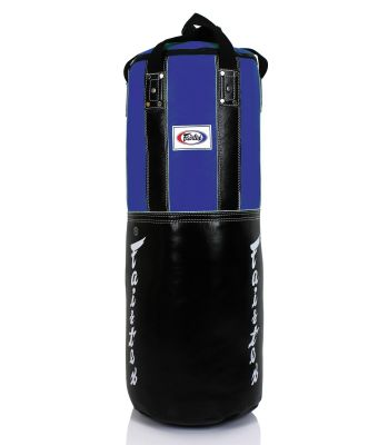 Extra Large Heavy Bag - Unfilled-Black/Blue