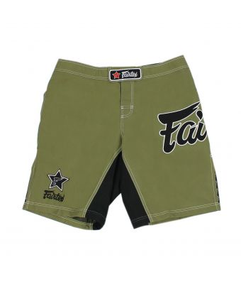Board Shorts -Olive Green-S