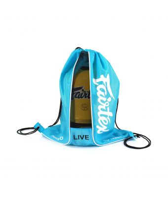 Fairtex Sach Bag-Light blue