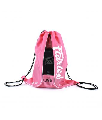 Fairtex Sach Bag-PINK