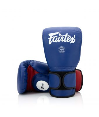 Coach Sparring Gloves-Blue/Red