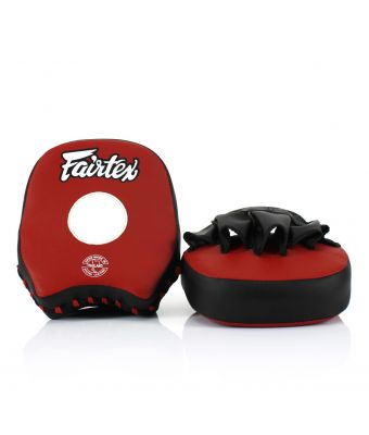 Short Focus Mitts-Red/Black-STD