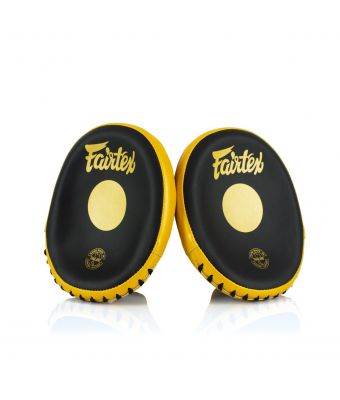 Speed&Accuracy Focus Mitts-Black/Gold