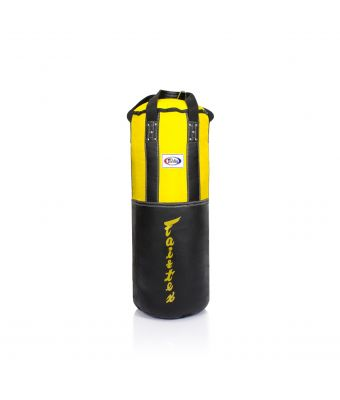 Extra Large Heavy Bag - Unfilled-Black/Yellow