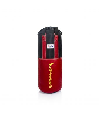Extra Large Heavy Bag - Unfilled-Red/Black