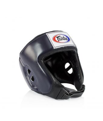 Competition Headguard-Blue-M