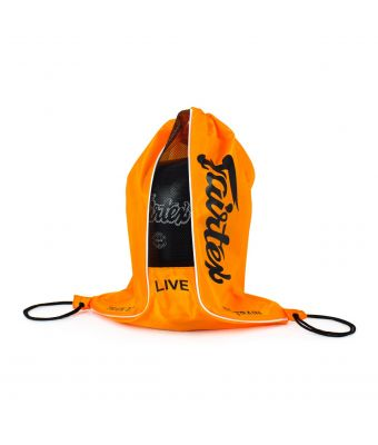 Fairtex Sach Bag-Orange Neon