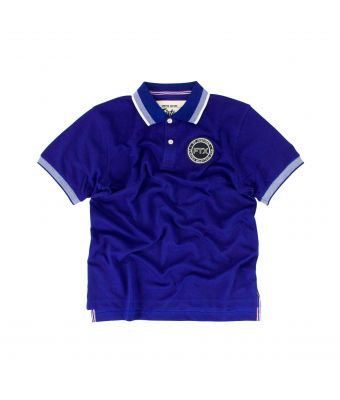 Fairtex Polo Shirt - PL15-Blue-S