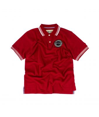 Fairtex Polo Shirt - PL15-Red-S