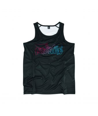 "Women's Tank Tops - PT12 ""Gradient"""