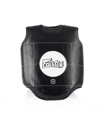 Competition Protective Vest-Black-S/KIds