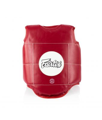 Competition Protective Vest-Red-S/KIds