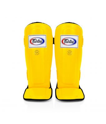 In-Step Double Padded Protector-Yellow-M