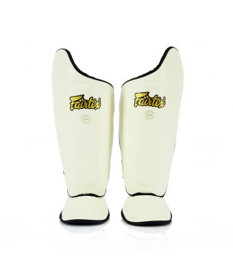 Ultimate Shin Pads-White-S