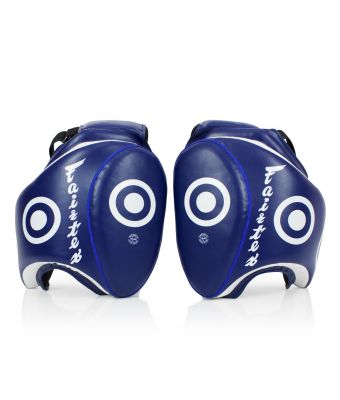 Fairtex Thigh Pads-Blue-Free size