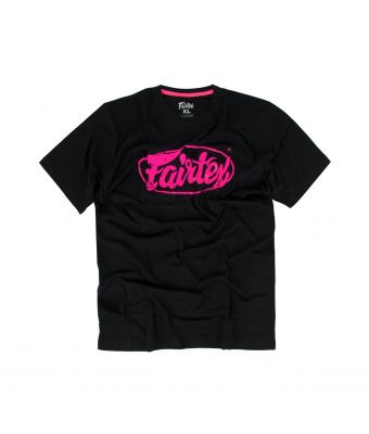 Fairtex T-Shirt - TST148-Pink-XS