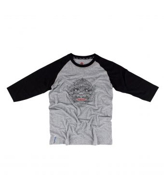Fairtex T-Shirt - TST158-Light Gray-S
