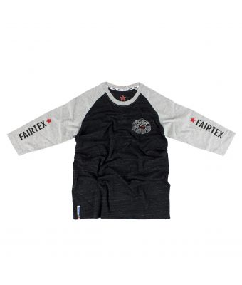 Fairtex T-Shirt - TST160-Dark Gray-S