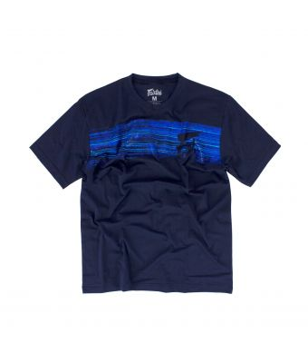 Fairtex T-Shirt - TST163-Blue-S