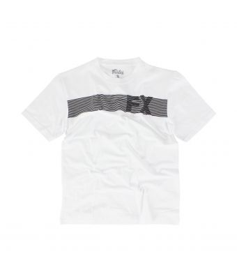 Fairtex T-Shirt - TST164-White-S