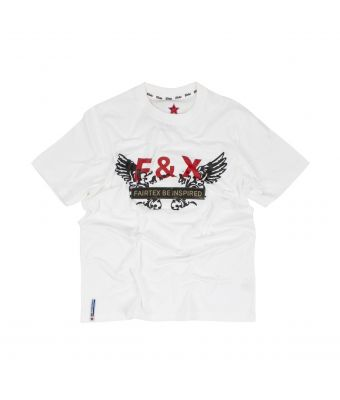 Fairtex T-Shirt - TST170-White-S