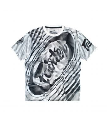 Fairtex T-Shirt - TST173-White-S