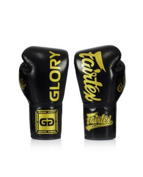 Fairtex X Glory Competition Gloves – Lace up