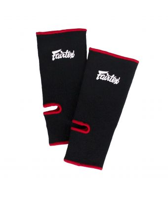 Ankle Support-Free size-Black/Red