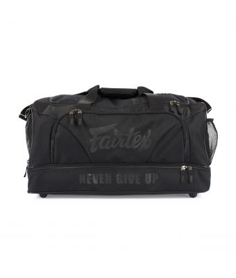 Fairtex Gym Bag-STD-Black
