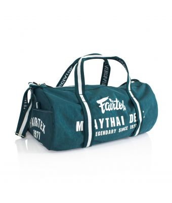 Fairtex Barrel Bag-Green