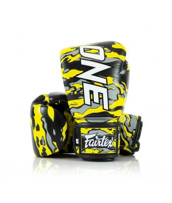 ONE X Mr.Sabotage by Fairtex