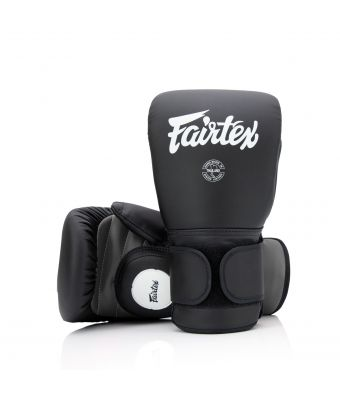 Coach Sparring Gloves-Black
