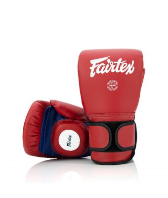 Coach Sparring Gloves-Red/Blue