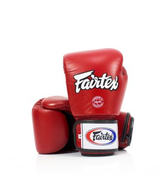 """[50% off] 8 oz. Universal Gloves """"Tight-Fit"""" Design -Breathable-Red"""