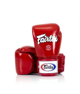 """Universal Gloves """"Tight-Fit"""" Design-8 oz.-RED"""