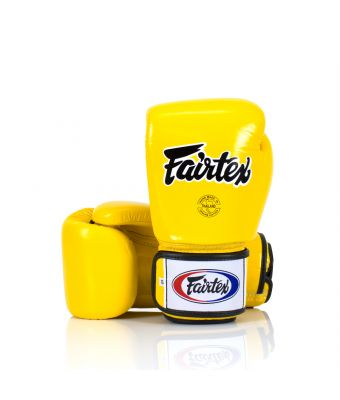 "[50% off] 8 oz. Universal Gloves ""Tight-Fit"" Design -Original-Yellow"