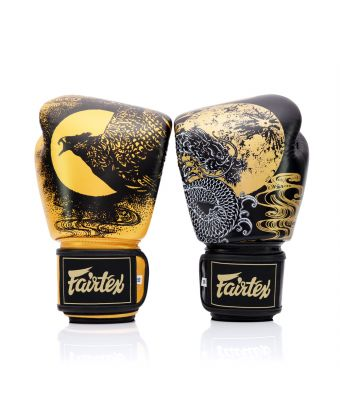 """Harmony Six"" Boxing Gloves"