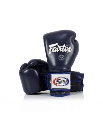 Heavy Hitter's Gloves - Mexican Style-Blue-10 oz.