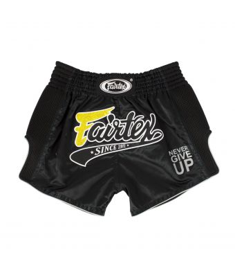 Muay Thai Shorts - BS1708 Black