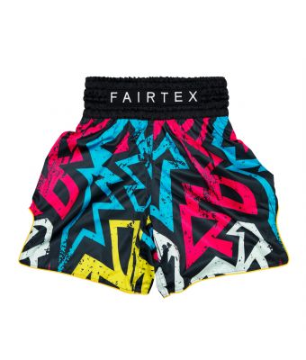 "Fairtex Boxing Trunks - BT2005 ""Graphic"""