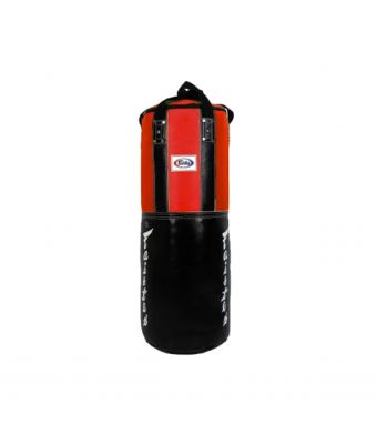 Classic Heavy Bag - Unfilled-Black/Red