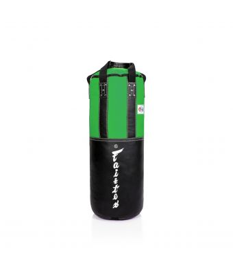 Extra Large Heavy Bag - Unfilled-Black/Green