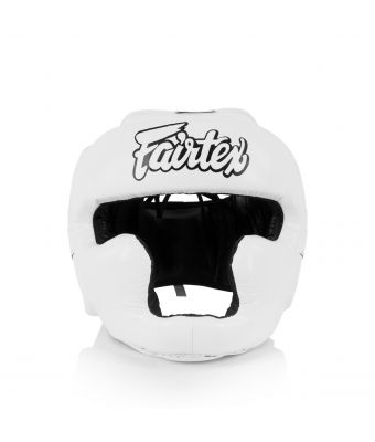 Headguard for Kids-White-6-8Y