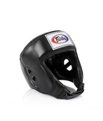 Competition Headguard-Black-M