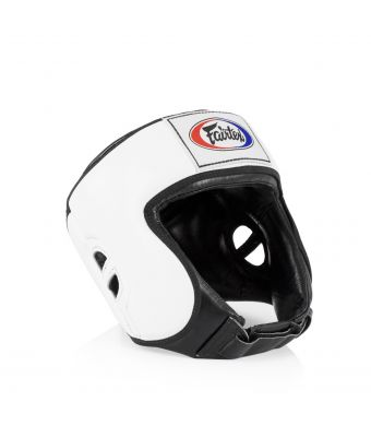Competition Headguard-White-M