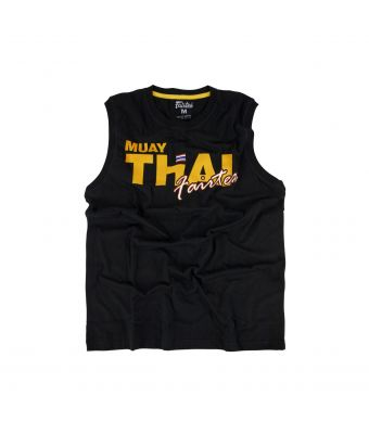 Fairtex Cotton Jersey - Muay Thai Neon