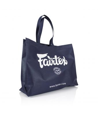 Save Earth Tote Bag-S-Navy Blue