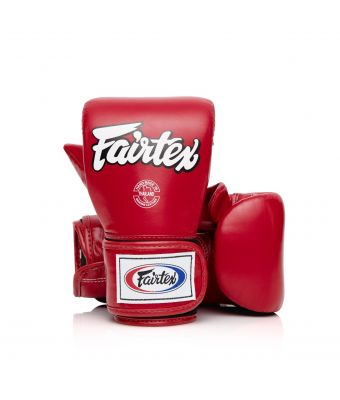 """CROSS-TRAINER"" BOXING & BAG GLOVES-Red-M"