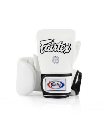 """CROSS-TRAINER"" BOXING & BAG GLOVES-White-M"